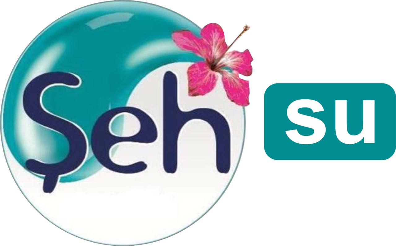 The health formula is very simple - drink enough Şeh water throughout the day!