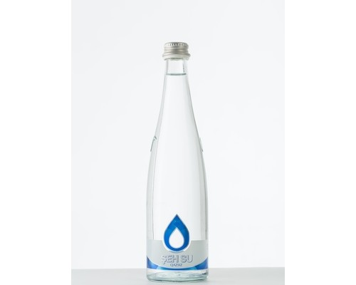 Şeh water 0.5 L (still) glass bottle